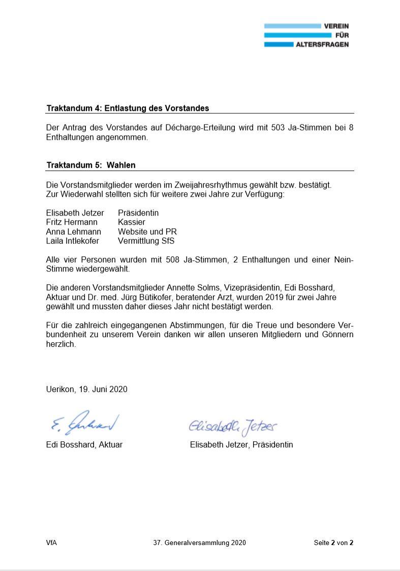 Protokoll VfA Seite 2